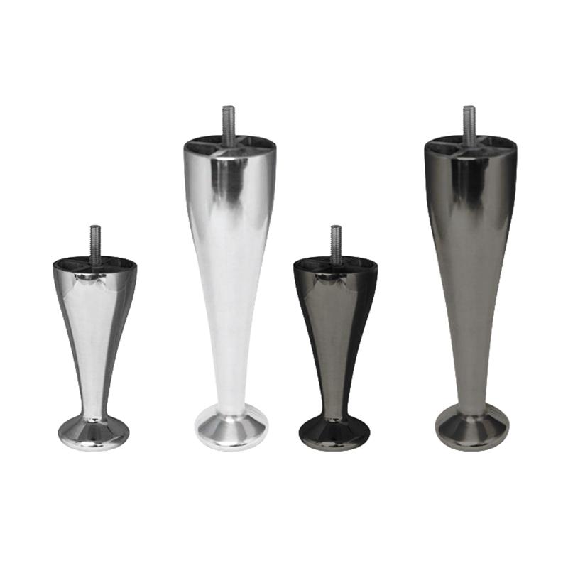 Shampanja: Metalli 60076 / Metalli 60077 / Antrasiitti 60120 / Antrasiitti 60190, 55 x 120–190 mm